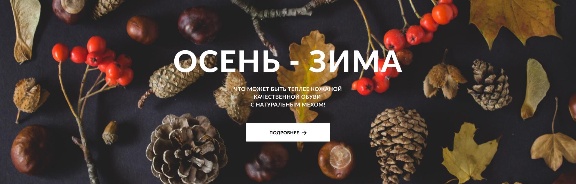 Зима-Осень