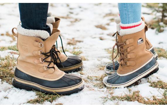 Белорусская зимняя обувь